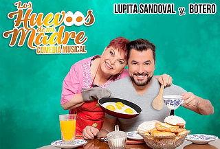 2x1 Los Huevos de mi Madre ¡Comedia Musical!