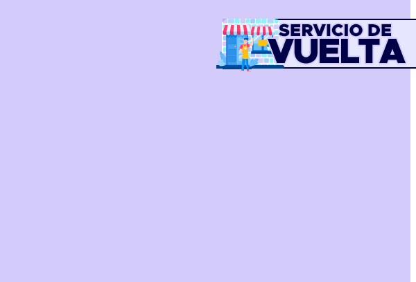 Servicio de Vuelta
