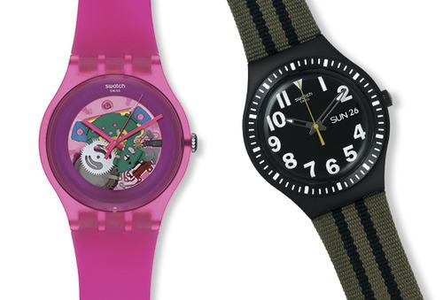 CyberMonday Relojes Swatch para Mujeres