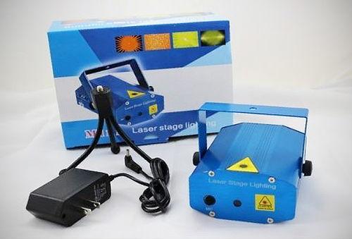 ¡Mini Proyector Láser de Luces Psicodélicas! 40%