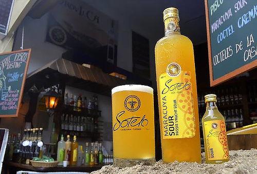 2 Botellas de Maracuyá Sour de 750 ML+ Degustación