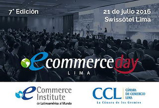 Entradas al eCommerce Day Lima 50% Off