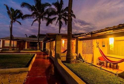 Hotel Punta Ballenas Máncora para Dos