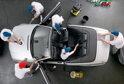 Lavado Premium para Autos y Camionetas