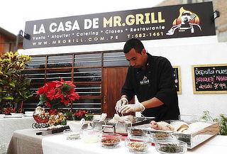 Clase Magistral de Caja China, Cilindro y Más con Mr. Grill