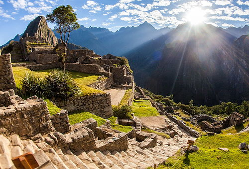 Maravilla del Mundo: Machu Picchu 2D/1N