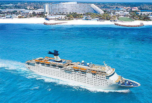 Holiday Cruise Line 3D/2N para DOS