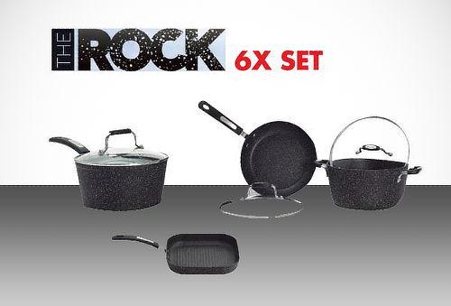¡100% Cheff! The Rock Set 6X - Life IT