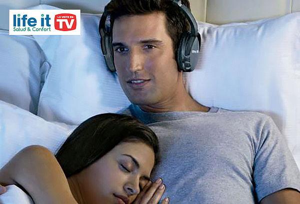¡Que Nada Interrumpa tu Sueño! Show Time Tv HeadPhone 70%