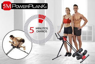 ¡Abdomen de Infarto!  Power Blank - Life It