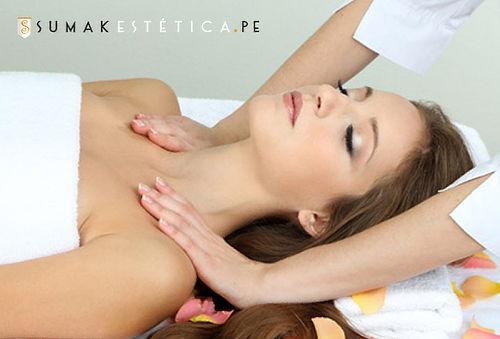 Masaje Relajante + Tratamiento Facial Integral