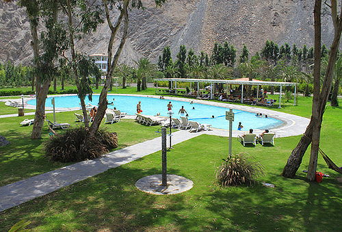 ¡Full Day LUNAHUANA! Almuerzo + Piscina en Guizado Portillo