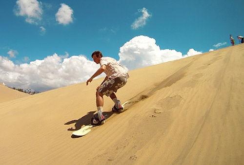 ¡Ica Full Adrenalina! 2D/1N Ica + Sandboard y Más