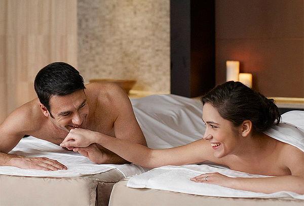 ¡Día de Spa en Compañía! Masaje Relajante para 2 Personas