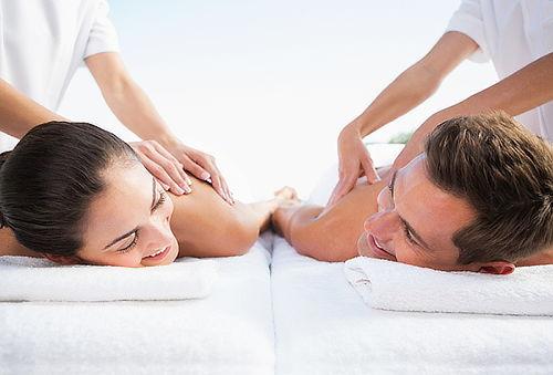 Día de Spa para 2: Masaje Relajante + Exfoliación y Más 69%
