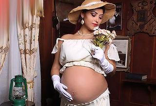 Sesión Fotográfica para Embarazadas - El Álbum del Abuelo
