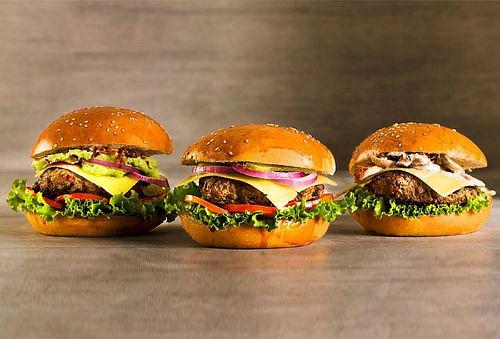 ¡Para 2! 6 Mini hamburguesas + 2 Mojitos