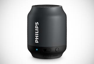 ¡Lleva tu Música a Donde Quieras! Parlante Bluetooth Philips