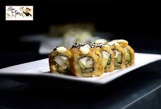¡Antojo de Makis! 25 Makis + 2 Bebidas en SanMaki Sushi