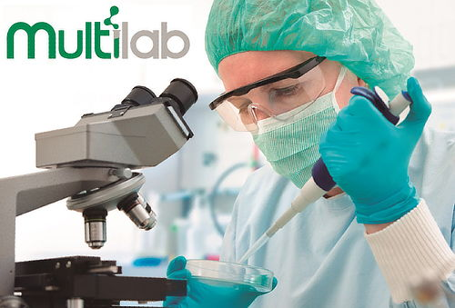 Despistaje General de Laboratorio Clínico Multilab 67%
