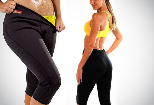 ¡No Más Rollitos! Pantaloneta THERMO SHAPERS