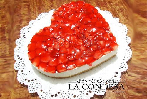 ¡Buenazo! Cheesecake de Oreo, Fresas o Maracuyá