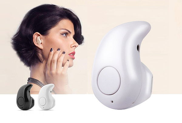 Mini Audífono Invisibles Manos Libres Bluetooth