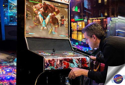 ¡Para tu Fiesta! Alquiler Máquina Arcade de 900 Juegos y Más