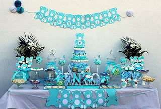 ¡Ten Todo Listo! Candy Bar - Decoración + Torta y Más