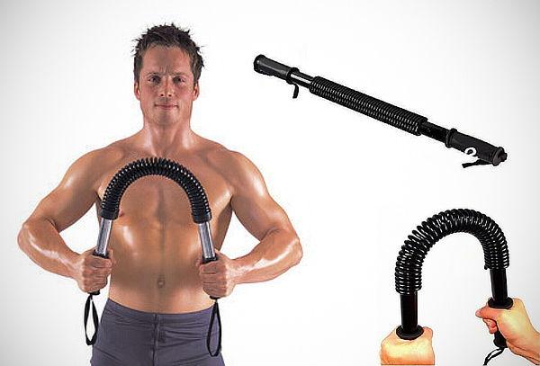 Barra de Torsión para Tonificación Muscular 30, 40 ó 50 kg