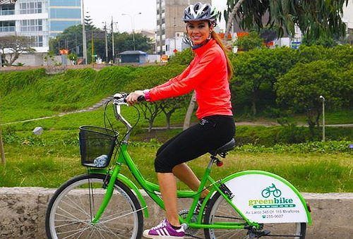3 horas o Full Day de Alquiler de Bicicleta - Green Bike