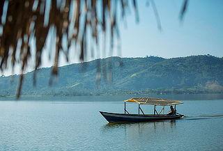 Full Day Laguna Azul Tarapoto + Almuerzo + Paseo en Bote