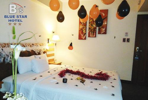 ¡Halloween! Noche Romántica y de Seducción - Blue Star Hotel