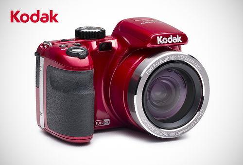 ¡Tu Mejor Compañera de Viaje! Cámara Kodak 16 Megapixeles