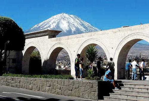 City & Campiña Tour en Arequipa - Feriado APEC