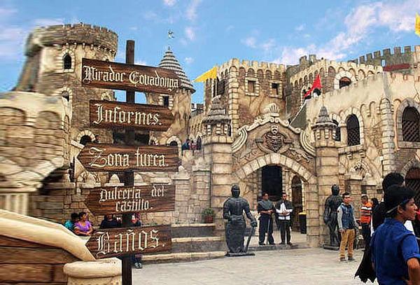 ¡Full Day Castillo de Chancay y Más!