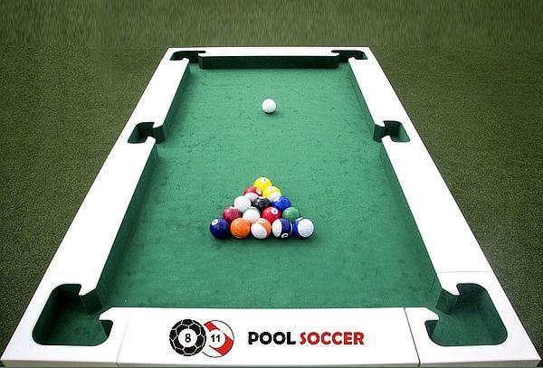¡Diversión para Grandes y Chicos! Pool Soccer
