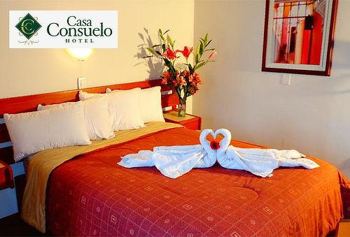 ¡Ciudad Blanca para 02! Hotel Casa Consuelo Arequipa