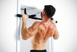 ¡Ejercita tus Brazos! Barra Multifunción Door Gym - 54%