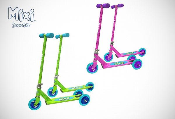 Scooter Razor® Kixi Mixi Kick 100% Aluminio - 50%