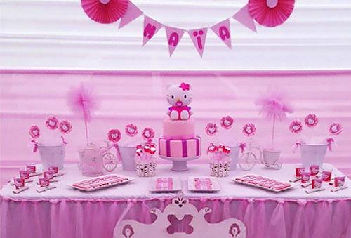 ¡Arma tu fiesta! Candy Bar - Decoración + Torta y Más