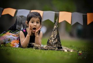 ¡Sesión Happy Halloween! Fotografías + CD + Decoración y Más