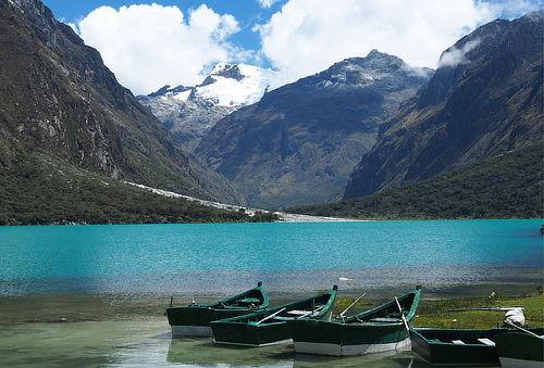 Tour Llanganuco en Huaraz - ViajesLunamoche