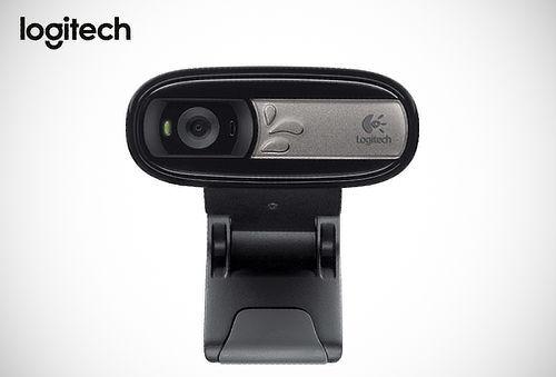 Cámara Web Logitech® C170 USB 5 Megapíxeles