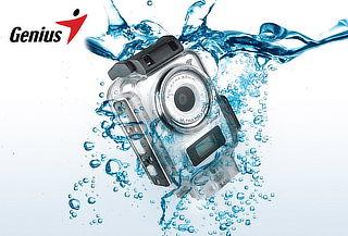Cámara Genius® Digital Life Shot + 8MP Sony + WiFi