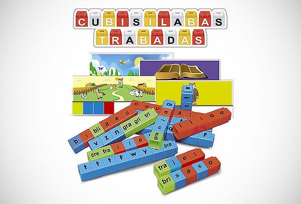 ¡Juegos Didácticos! Cubisílabas Trabadas para Niños