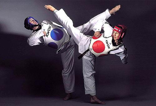 ¡Impresionante! 1 o 2 Meses de Clases de Taekwondo