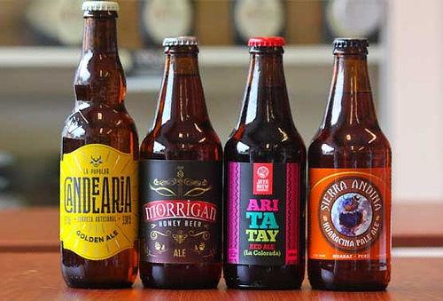 Pack x 4, 8 ó 12 de Cervezas Artesanales Variadas