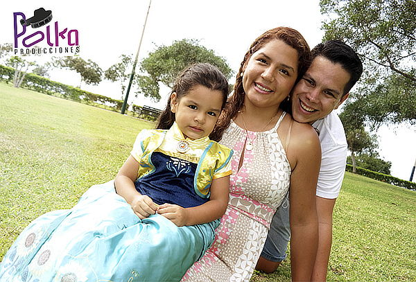 ¡En Familia! Sesión Fotográfica Familiar + Fotos Impresas