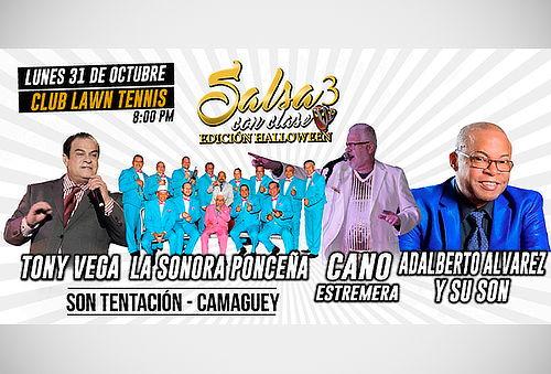 ¡Tony Vega, La Sonora Ponceña, Cano Estremera y Mucho Más!
